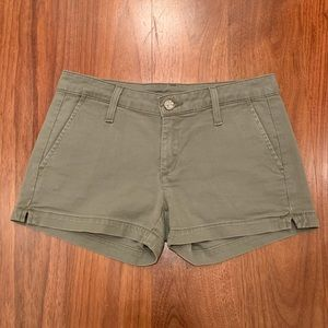 AG Low Rise Cargo Shorts